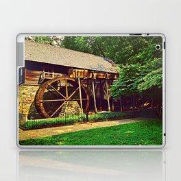 Gristmill - Charlottesville, Virginia Laptop & iPad Skin