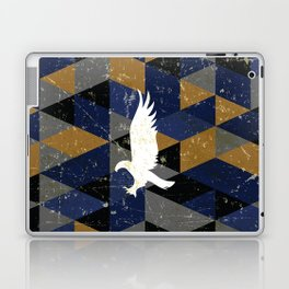 Ravenclaw House Pattern Laptop & iPad Skin