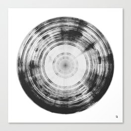 Sound of Jupiter Canvas Print