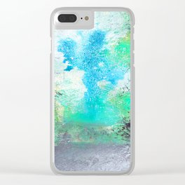 MYSTIC NIGHTS Clear iPhone Case