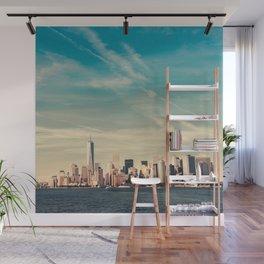 NYC Skyline Wall Mural