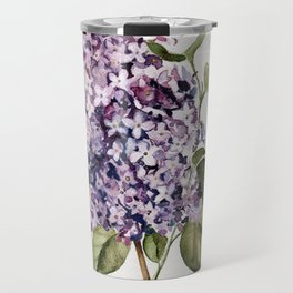 Lilac Branch Travel Mug