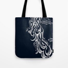 MISS FILIGRANES Tote Bag