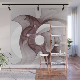 Mysterious Moment Wall Mural