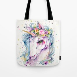 Little Unicorn Tote Bag