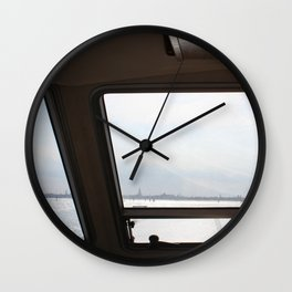Unusual Venice #2  Wall Clock