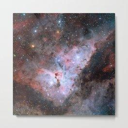 Stars in Space Astronomy Art Metal Print