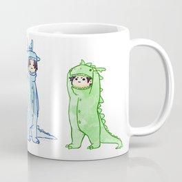 dragon brothers Coffee Mug