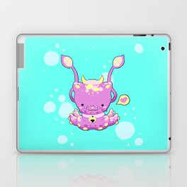 Monster Octo-Kitty Laptop & iPad Skin