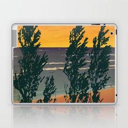 Pinery Provincial Park Poster Laptop & iPad Skin
