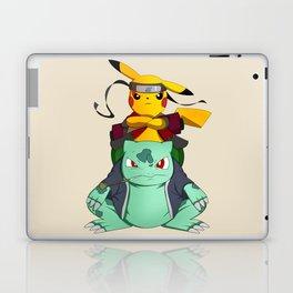 legend Poke Ninja Laptop & iPad Skin