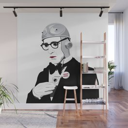 Paranoid Android Wall Mural