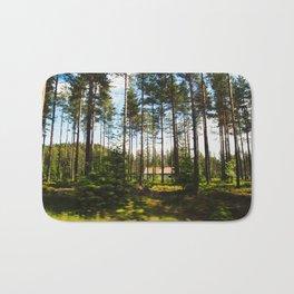 Norwegian Forest Bath Mat
