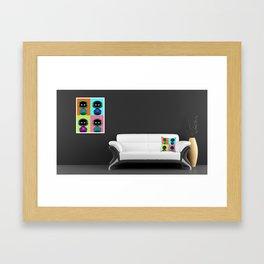 Living It UP Framed Art Print