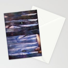 The lost Woods (second version) Stationery Cards