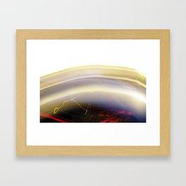 color music Framed Art Print
