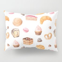 Delicious Bakery Pillow Sham