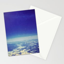 Stratusphere Stationery Cards