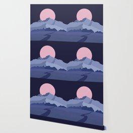 Pink Moon Wallpaper Society6