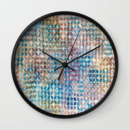 chain link Wall Clock