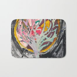 Tree of life and death Bath Mat