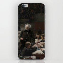 Thomas Eakins The Gross Clinic iPhone Skin