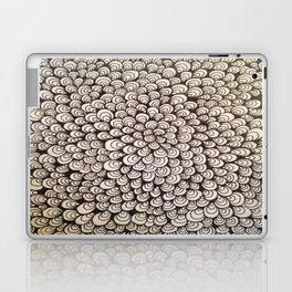 seashells Laptop & iPad Skin