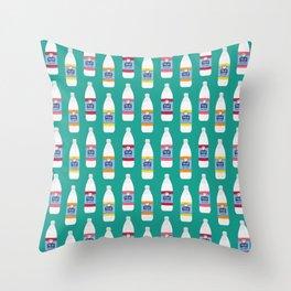 Polar Seltzer Throw Pillow