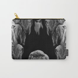 I Wish You To Know That You Have Been The Last Dream Of My Soul Carry-All Pouch