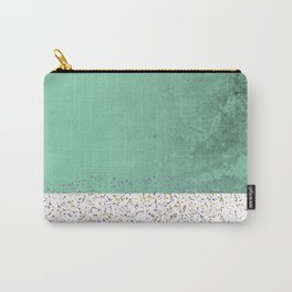 The aquamarine and the dots Carry-All Pouch