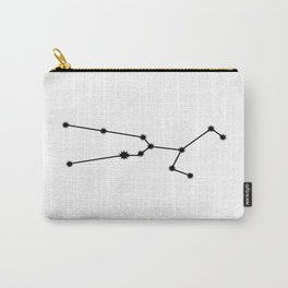 Taurus Astrology Star Sign Minimal Carry-All Pouch