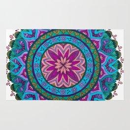 Meditation Mandala Rug