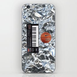 Carmelo Anthony & Grimes Blind Date Rainforest Cafe Leftovers 2014 iPhone Skin