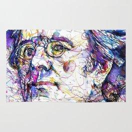 GUSTAV MAHLER portrait.5 Rug