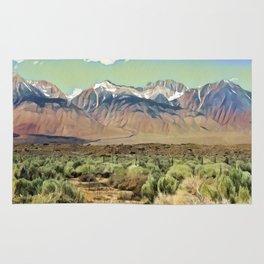 Sierra Nevada I Rug