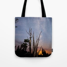 Midnight City Tote Bag
