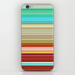 Stripes II iPhone Skin