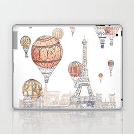 Voyages Over Paris ~ Refresh Laptop & iPad Skin