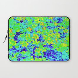 Bright Bold Florals Laptop Sleeve