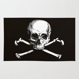 Skull and Crossbones | Jolly Roger Rug