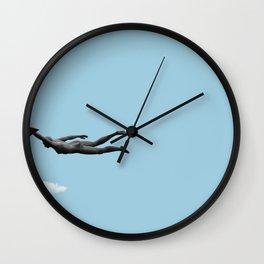 Le petit Cloud - Hey! Wall Clock