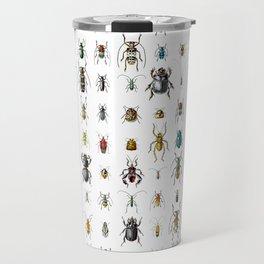 Beetlemania / Get your entomology on! Travel Mug