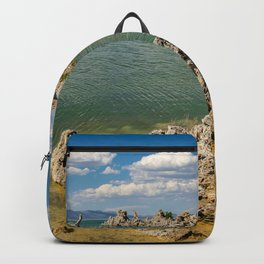 Mono Lake California - I Backpack