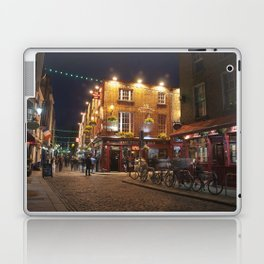 Temple Bar in Dublin Laptop & iPad Skin