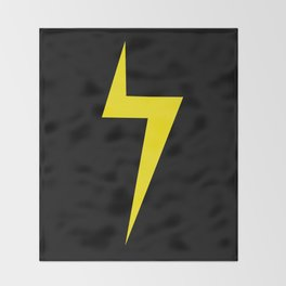 Kamala Khan Symbol Throw Blanket