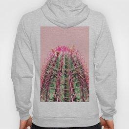 Sweet Pink Cactus Hoody