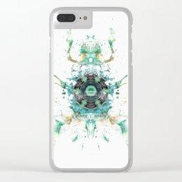 Inkdala LXIV Clear iPhone Case
