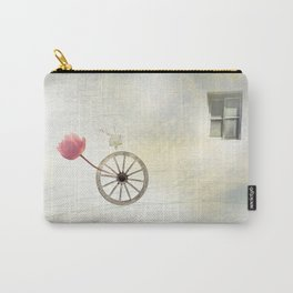 Time Rabbit Carry-All Pouch