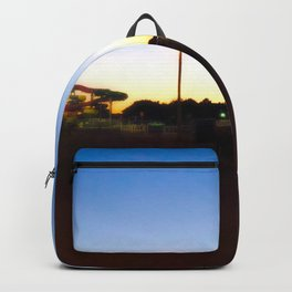 After Dark at the Waterpark Backpack
