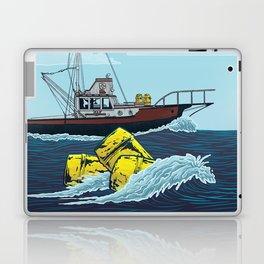 Jaws: Orca Illustration Laptop & iPad Skin